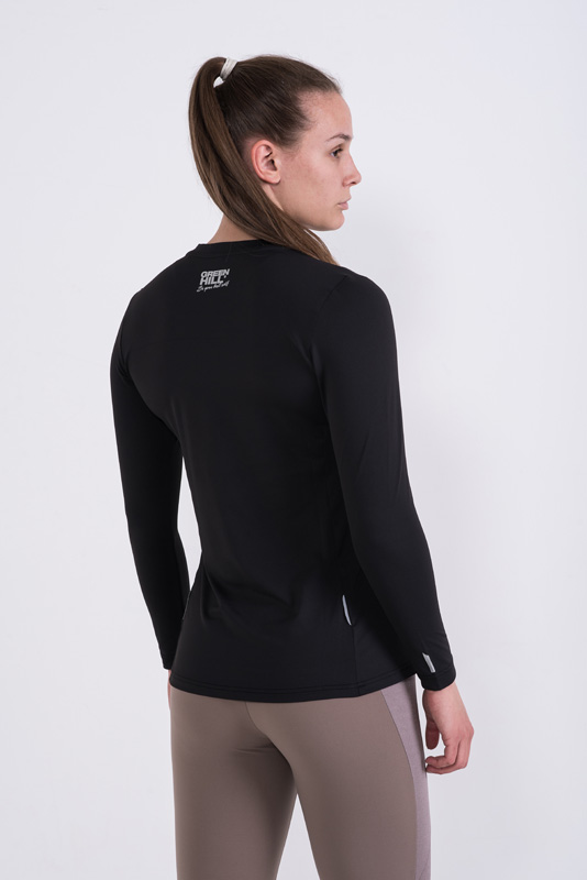Green Hill rash guard